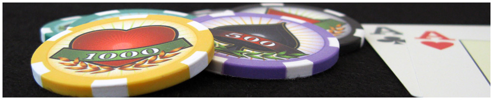Custom Poker Chips Header: Pokerchip Preisliste