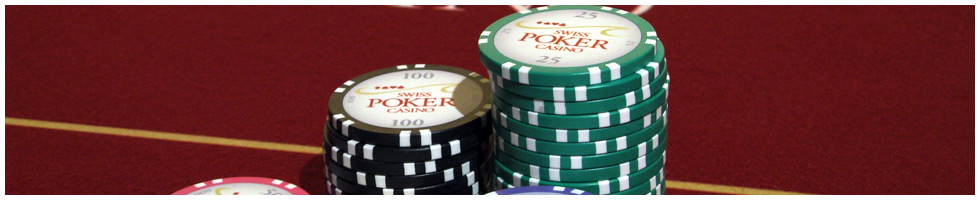 Custom Poker Chips Header: Pokerchips unserer Kunden